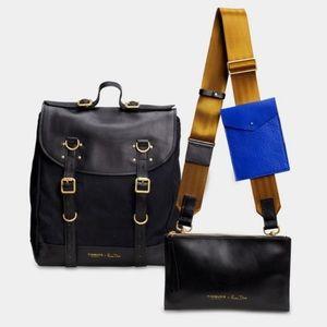 Timbuk2 x Phoebe Dahl Jet Set Convertible Backpack